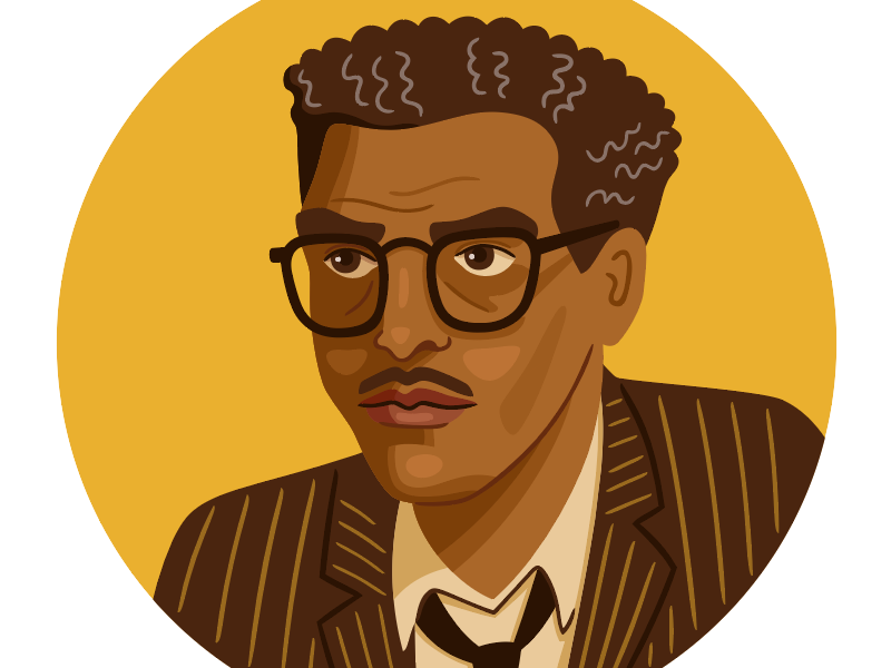 Walter Naegle on the legacy of his late partner Bayard Rustin