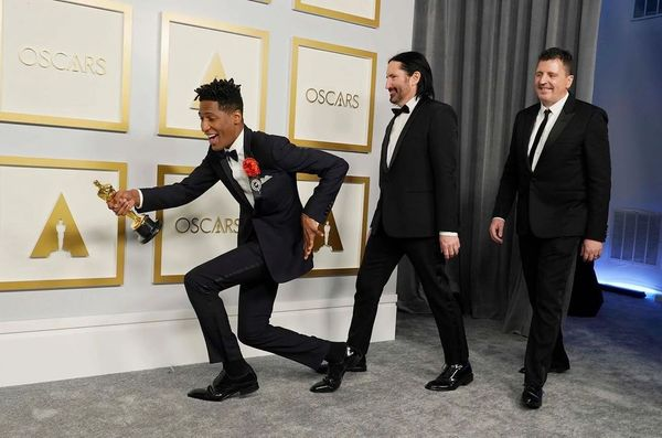 Jon Batiste wins again, this time at the Oscars
