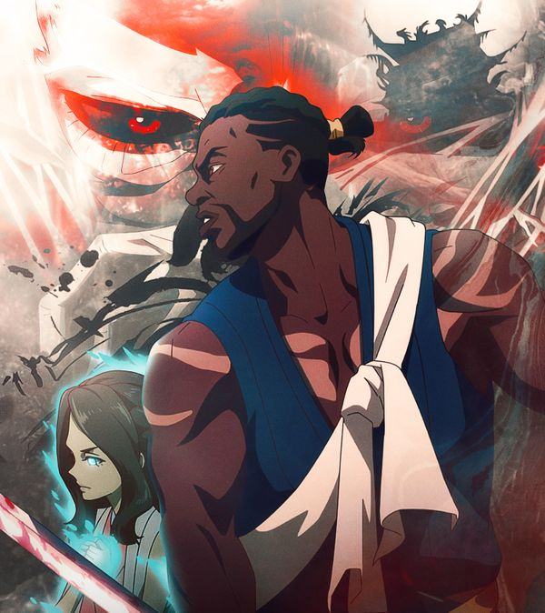 'Yasuke', anime on Black samurai under Jesuits in Japan, premieres tomorrow on Netflix