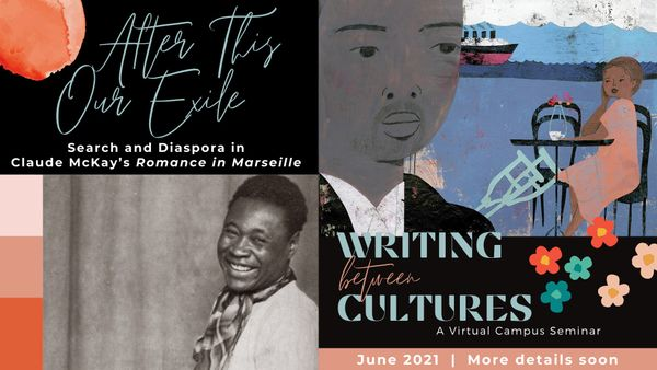 Four-part Claude McKay seminar set for next month